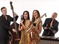 Quartett mit Denisa