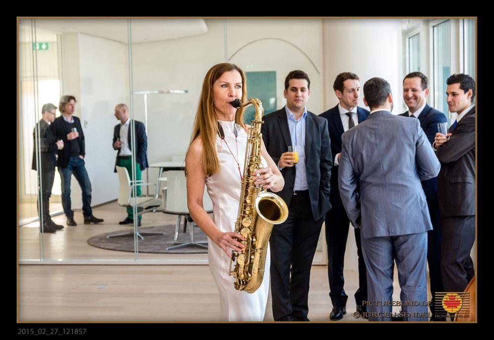 Get Together QPP Real Estate Management GmbH Potsdamer Platz 2015