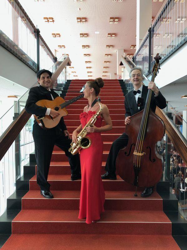 Swingband BarWeaver - Kulturpalast Dresden