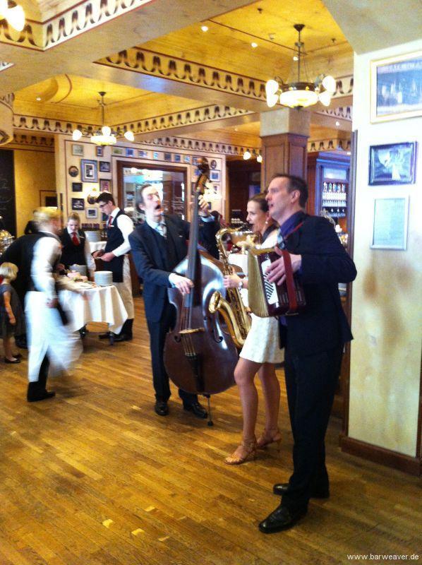 Desbrosses im The Ritz Carlton Berlin