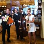 Trio Akkordeon Ritz Carlton-