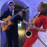 Swingband Berlin, Jazzband, Saxophonmusik, Dinnermusik