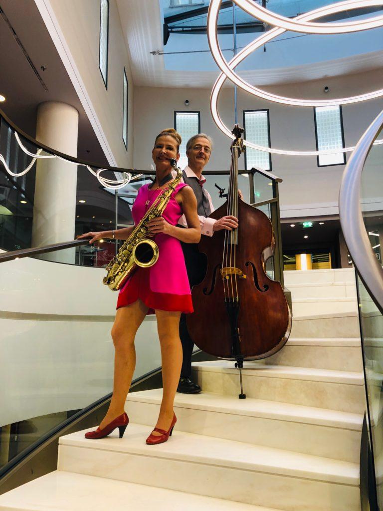 Swingband Berlin, Jazzduo